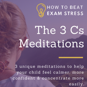 3Cs meditations to beat exam stress