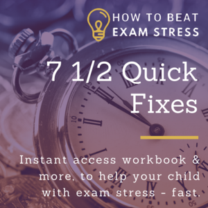 Beat Exam Stress Quick Fixes